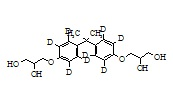 Bisphenol A Impurity 2-d8