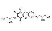Bisphenol A Impurity 7-d4