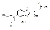 Bendamustine Related Impurity 9