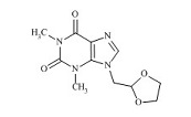 Doxofylline Impurity 3 (Theophylline Impurity 4)