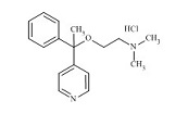 Doxylamine Impurity A HCl