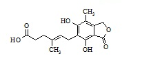 Dihydroxy Analogue of Mycophenolic Acid