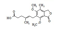 Dimethoxy Analogue of Mycophenolic Acid