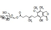 Mycophenolic Acid Acyl Glucoside