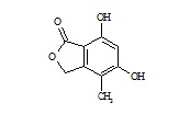 Mycophenolic Acid Related Compound 1 (5,7-Dihydroxy-4 methylphthhalide)