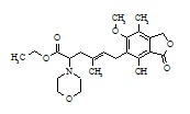 Mycophenolate Mofetil Impurity 2